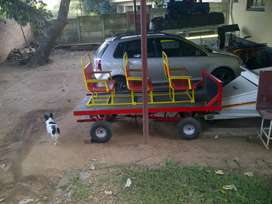 For Sale:  Kids Entertainment Trailer.