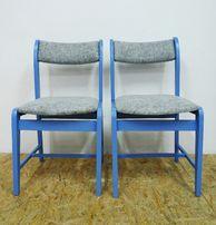 Krzesła Radomsko lata 60, ( 2szt.-komplet), vintage, prl, loft