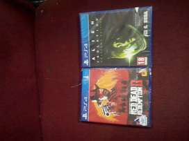 Ps4  Red dead redmption 2+free alien isolation. Only 3 days special