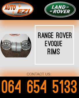 Evoque rims for sale.(Land Rover and Jaguar spares and parts)