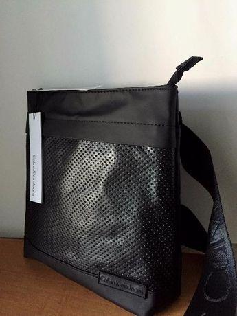 ХИТ ! Calvin Klein сумка планшетка мужская. Чоловіча сумка через плечо Харьков - изображение 7