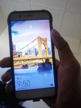 White Huawei p10 for sale