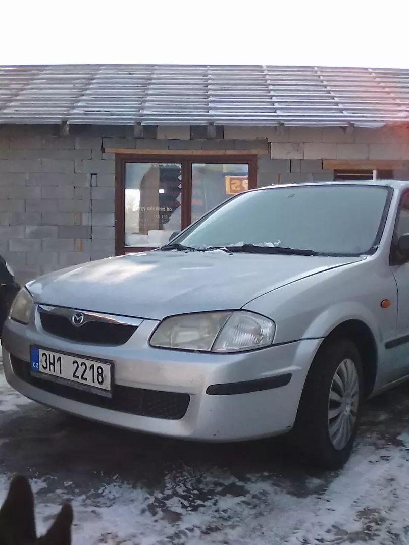 Prodam Mazda 323 F benzin ,plyn 0