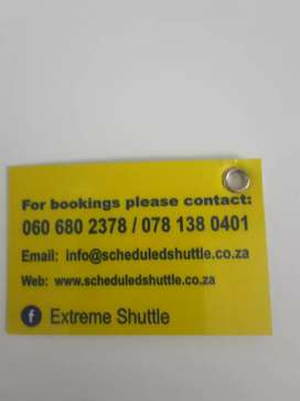 Well established Shuttle bussiness for sale.