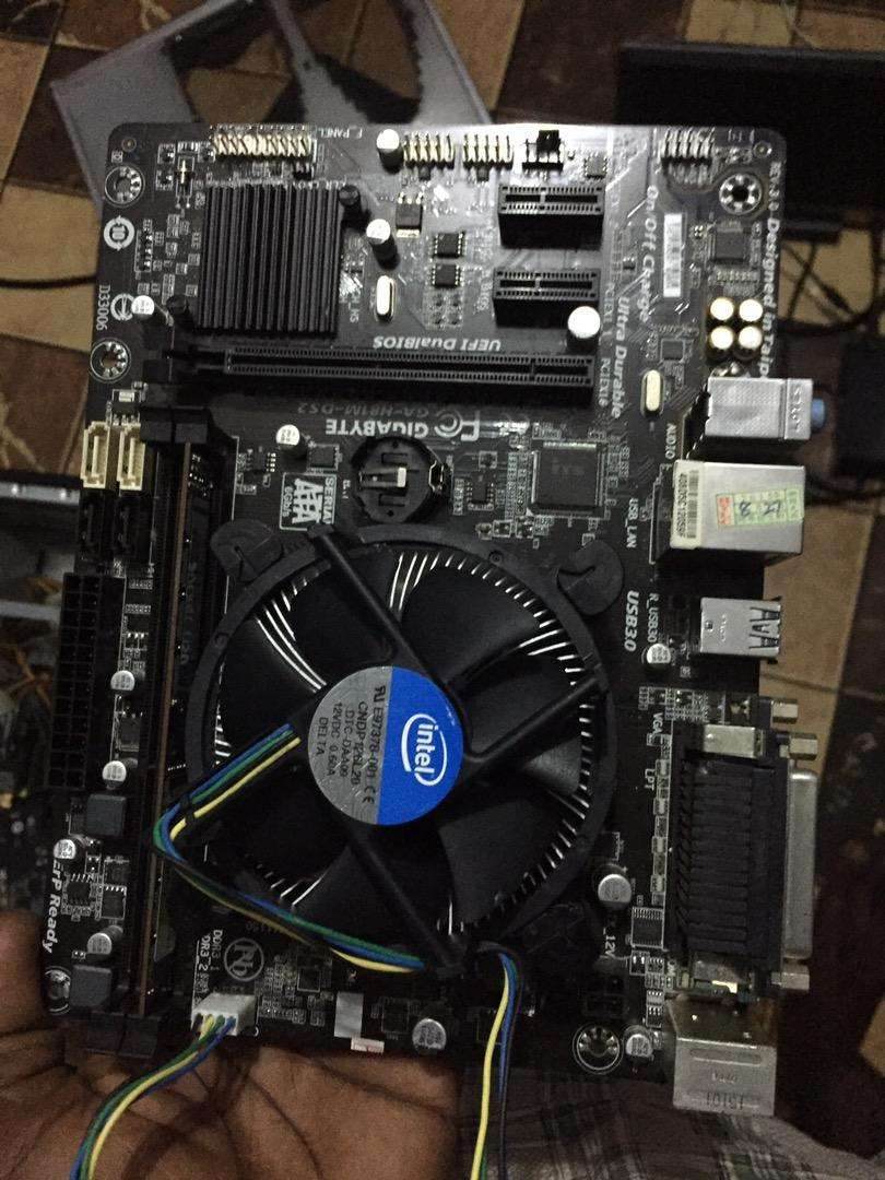 i7 4th gen and Mobo 0