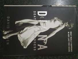 Diana : Death of a Goddess  First UK edition first printing