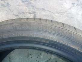18 inch rims and tyres for sale..