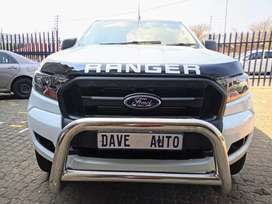 2019 Ford ranger double cab