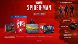 Spiderman PS4 Collector's Edition