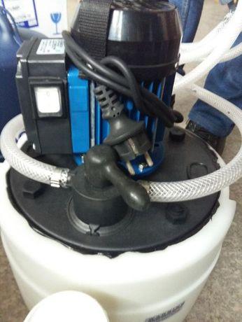 Aquamax Evolution 10 бустер-насос-помпа для промывки теплообменников Киев - изображение 5