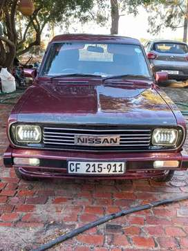 Nissan 1400 4 speed