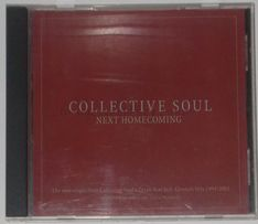 Collective Soul Next Homecoming CD