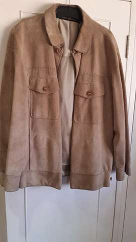 Suede(leather)jacket