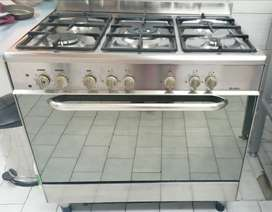Gas/Elect oven