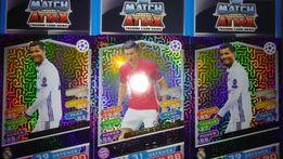 Karty Match Attax cały komplet 400 kart