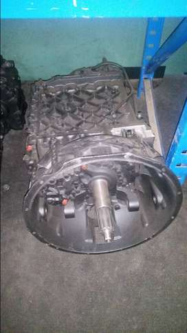 ZF 16S151 Gearbox