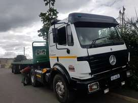 Mercedes-benz powerliner 2638