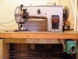 Продам промышленную швейную машинку ПМЗ 330 класс для кожи