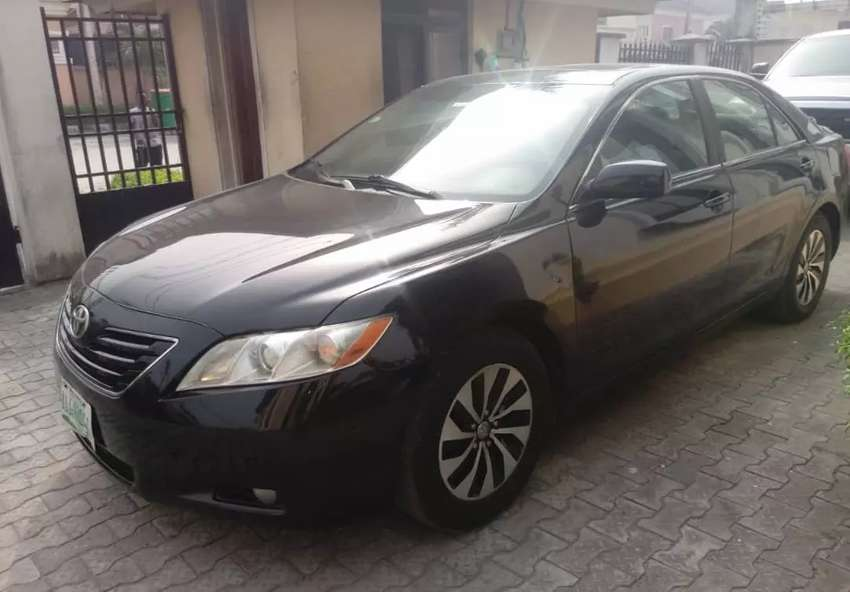 Nigerian used Camry for sale 0