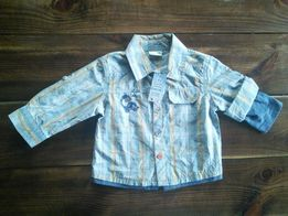 Продам фирменную новую рубашку Cherokee рост 74 см
