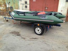 Лодка Kолибри КМ-360+МоторSuzuki DT