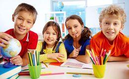 Підготую дитину до вступу у перший клас школи.