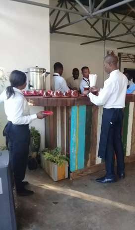 We supply hotels,canteens and any event places