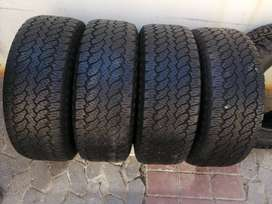 265 65R17 General Grabber AT3 112 H All Terrain Tyres