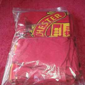 Manchester United Branded Duvet cover with Pillow cases and Sheet new