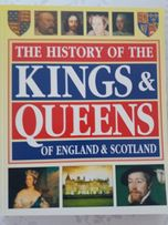 History of kings and queens of England and Scotland
