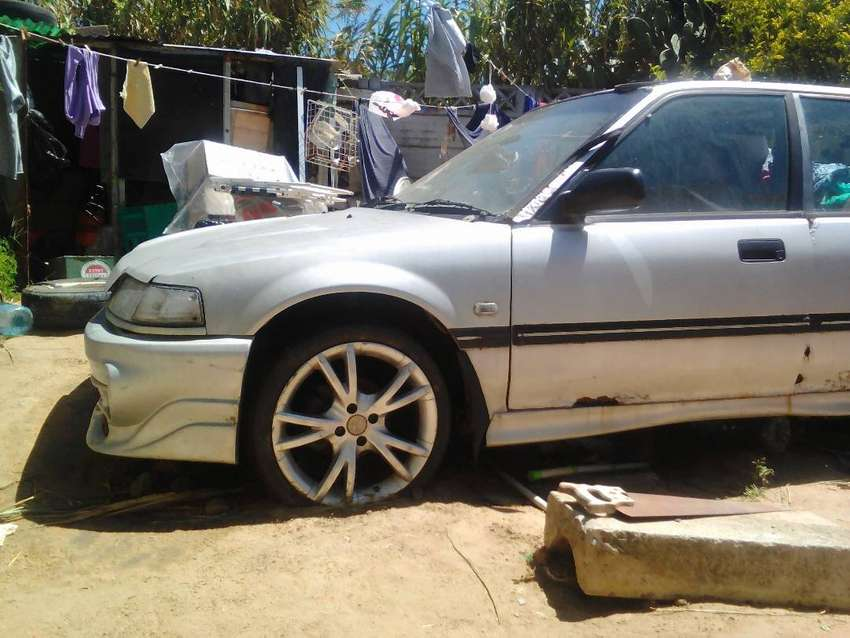Honda DOHC 16A9 breaking up for spares 0