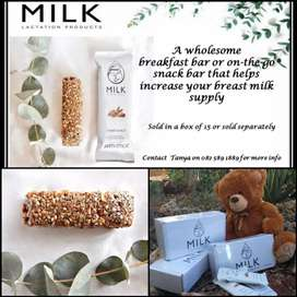 Milk Lactation Bars