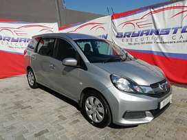 ty Pre-Owned Cars 2015 Honda Mobilio 1.5 Comfort - R149,900
