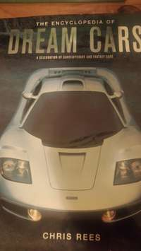 Image of Book - The Encyclopedia of Dream Cars