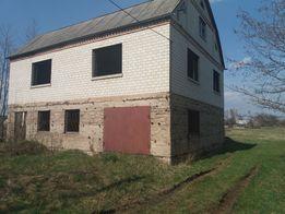 Продам будинок, незавершене будівництво в смт Гришківці