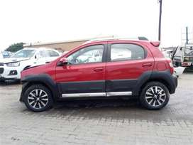 TOYOTA ETIOS CROSS STRIPPING FOR SPARES