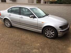 Bmw 320i straight six