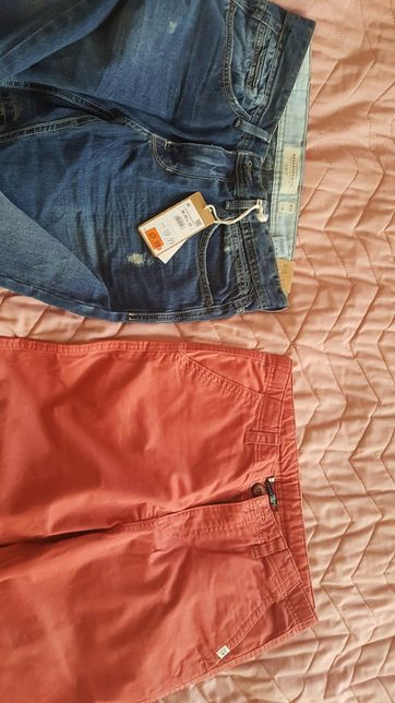 Spodnie nowe jeansy reserved 30/32, rozm.170 Łomża - image 4