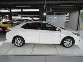2015 TOYOTA COROLLA 1.8 EXCLUSIVE ONLY 33565KM