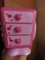 Для девочки! Детский комод-шкатулка для украшений