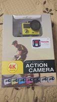 Action камера Eken H3R с пультом 4K UHD Новая + комплект
