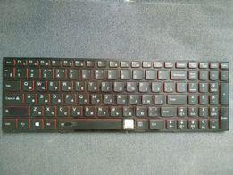 Клавиатура на ноутбук Lenovo Ideapad y500 y510p клавиши кнопки