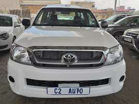 2006 Toyota Hilux 2.5 D-4D 4x2 Single Cab