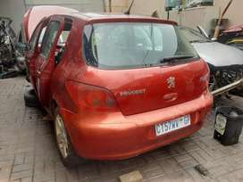 Peugeot 307 Breaking up for parts