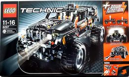 LEGO Technic 8297 «Off-Roader»