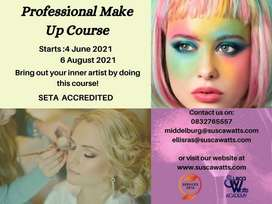 Professional Make-Up Course
