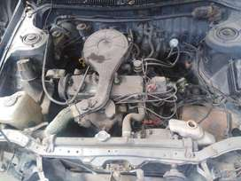 2002 Toyota Tazz 1.3l stripping for spares by K & M Motor Spares