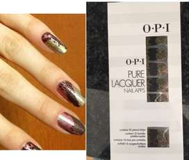 Stunning Nail Art! OPI Pure Lacquer Nail Apps (Twin Pack!!)