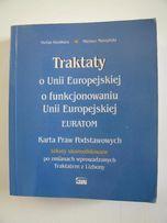 S. Hambura - Traktaty o Unii Europejskiej - TUE - TFUE - EURATOM - KPP