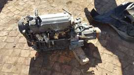 Mazda 323 B3 engine & gearbox for sale